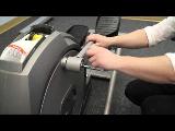 spiritfitness baltic CE800 elliptical assembly step 2