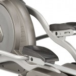 spiritfitness baltic CE800 elliptical trainer foot pedals