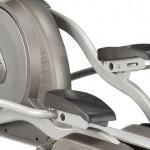 spiritfitness baltic CE800 elliptical trainer foot pedals