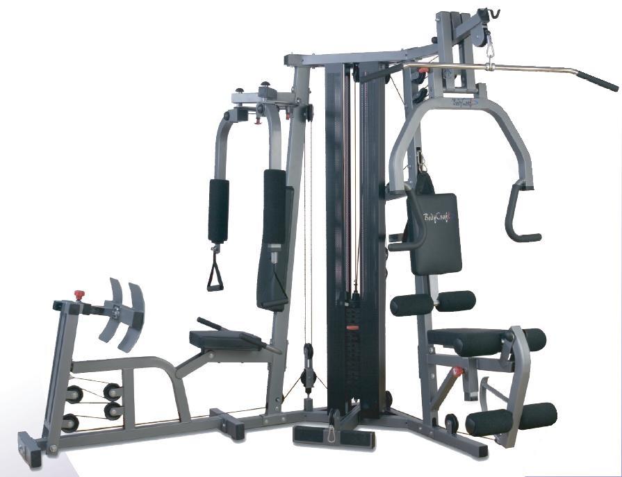 Galena multifunctional exercise machine