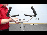 spiritfitness baltic cu800 fitness bike assembly step 3
