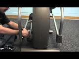 spiritfitness baltic elliptical trainer 2012 2013 assembly all steps