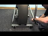 spiritfitness baltic elliptical trainer 2012 2013 assembly step 3