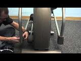 spiritfitness baltic elliptical trainer 2012 2013 assembly step 4