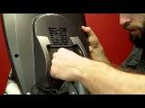 spiritfitness baltic elliptical trainer 2013 assembly video step 1