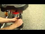 spiritfitness baltic elliptical trainer 2013 assembly video step 4