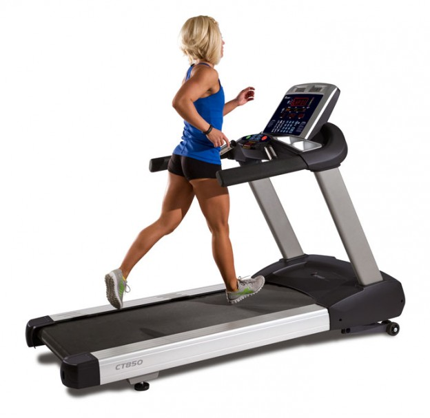 Life Fitness Treadmill Operation Manual: CT850 Treadmill By Spirit Fitness