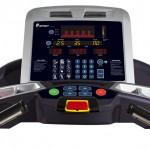 spiritfitness baltic treadmill CT850 console