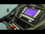 spiritfitness baltic treadmill incline speed calibration